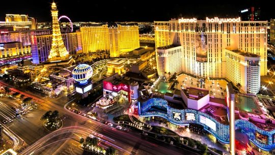 Séjour aux USA : Top 3 des activités incontournables à Las Vegas
