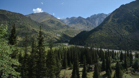 Retour aux sources lors d'un voyage sans chichis au Kirghizistan